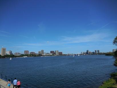 ボストン景色