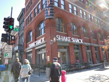 Shake shark