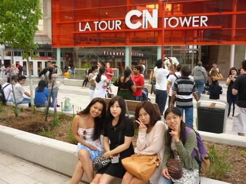 CNタワー2