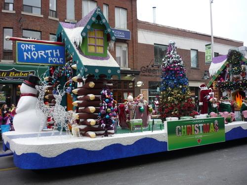 santa claus parade 4