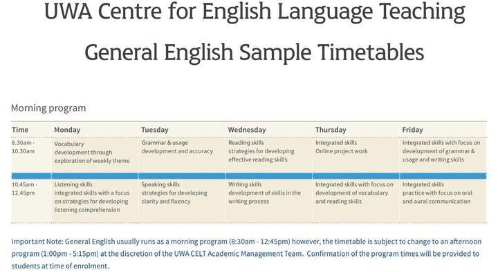 UWA_timetable_sample.JPG