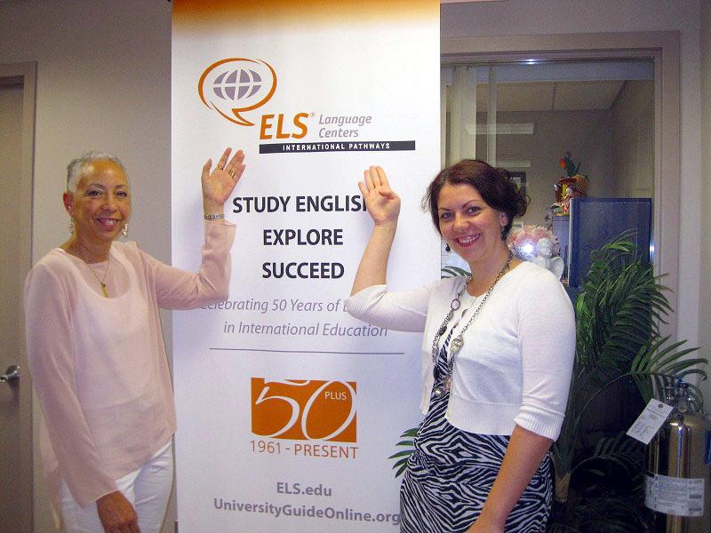 ELS Language Centers, Teaneck...